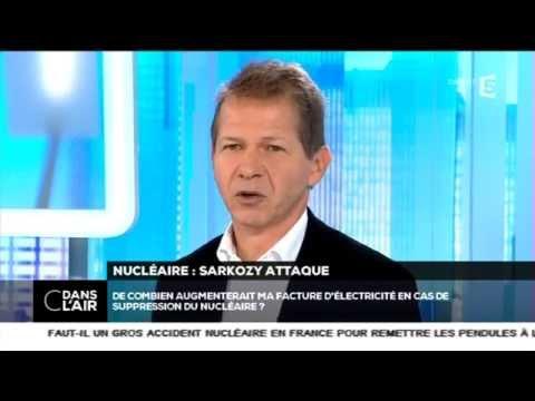 Jean-Marc Jancovici invité de C dans l'air le 13.03.2015