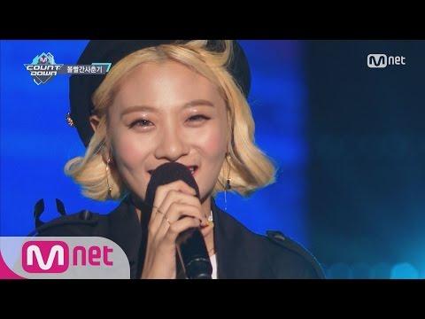 [Bolbbalgan4 - Galaxy] KPOP TV Show   M COUNTDOWN 161027 EP.498