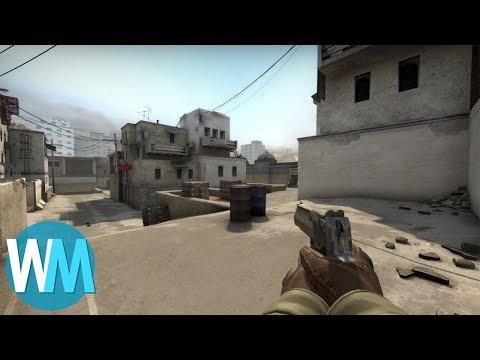 Top 10 Counter-Strike