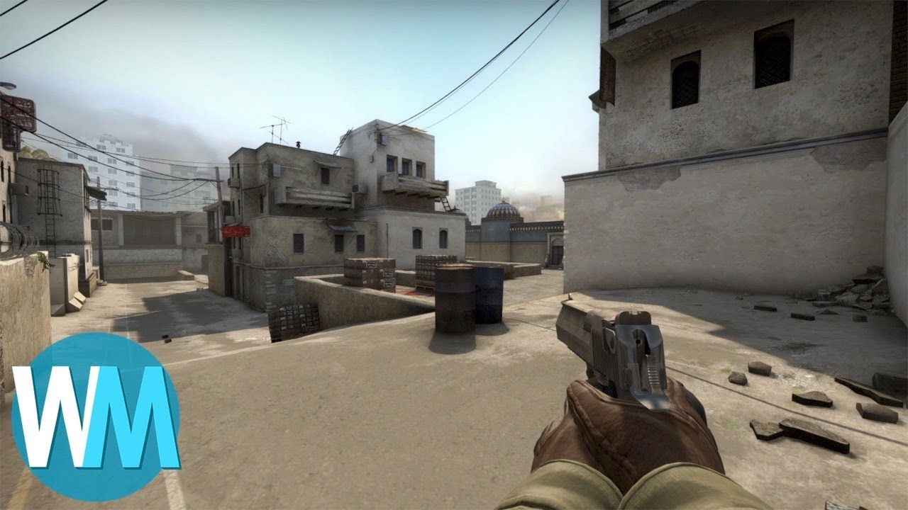 Counter Strike Maps