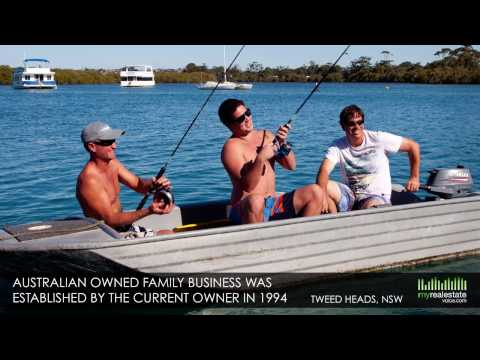 Established Houseboat Hire Business for Sale – Tweed Heads, NSW