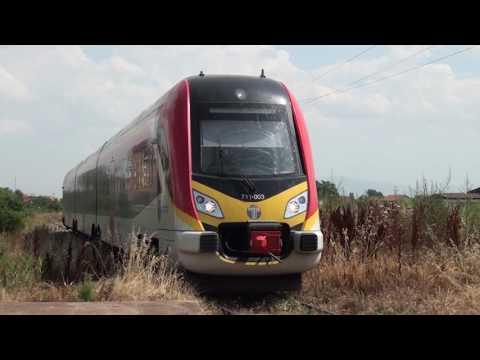 Tv Tera Bitola  Kineski voz, japonska tocnost vo makedonski soobrakaj 24 06