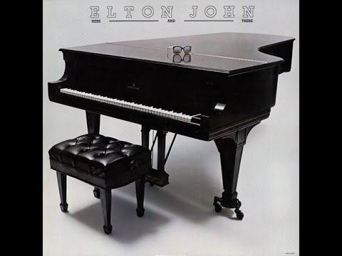 Elton John & Lesley Duncan - Love Song (Live in London 1974)