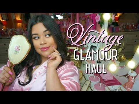 Vintage Glamour Haul