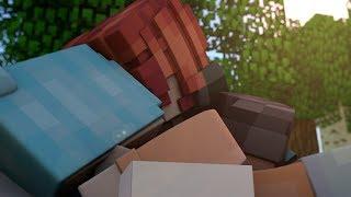 EL BESO SECRETO   Cap.9 KINGDOM HEARTS ( Minecraft Roleplay en español)