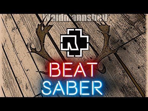 Rammstein  Waidmanns Heil  Beat Saber Expert Full Combo