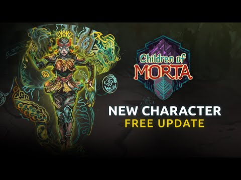 Children of Morta - Bergsons' House | New Character Update - Official Trailer