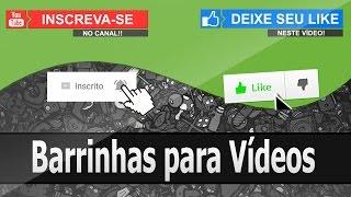 Download de Barrinhas de INSCREVA-SE E LIKE - Lower Third | PH thumbnail