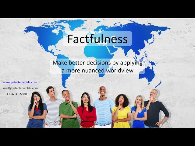 Factfulness Introduction
