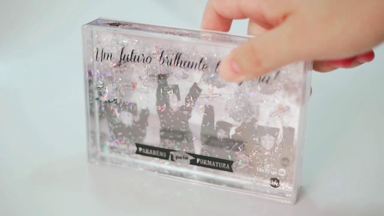 Porta retrato criativo acqua formatura uatt youtube - Porta acqua termosifoni ...