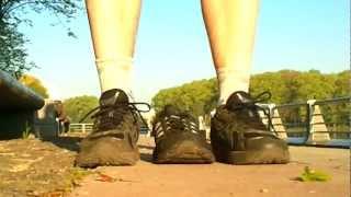 бег и три кроссовка. Супинация, гипопронация стопы