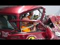 Crash test Euro NCAP - Utilitarie di ieri e di oggi