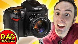 NIKON DSLR REVIEW | Nikon D90 Review | My First DSLR Camera