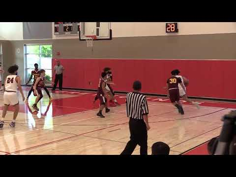 Healdsburg High School Boys Basketball vs. Piner High School