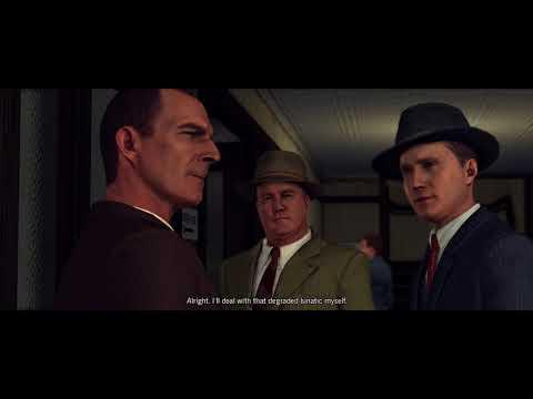 L.A. Noire   The Studio Secretary Murder Part 3