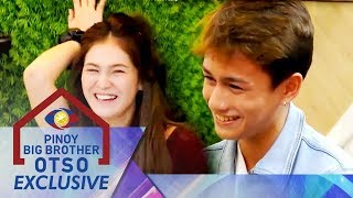 Barbie and Marco makes a parody of AshTan's promposal | Uber Acting