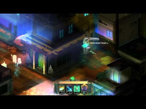 Let's Play: Transistor Ep1