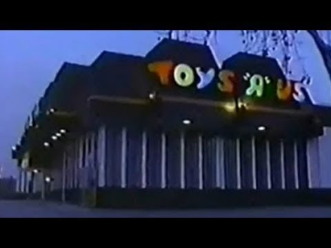 Haunted TOYS R' US Store - Sunnyvale, California (Halloween Classic)