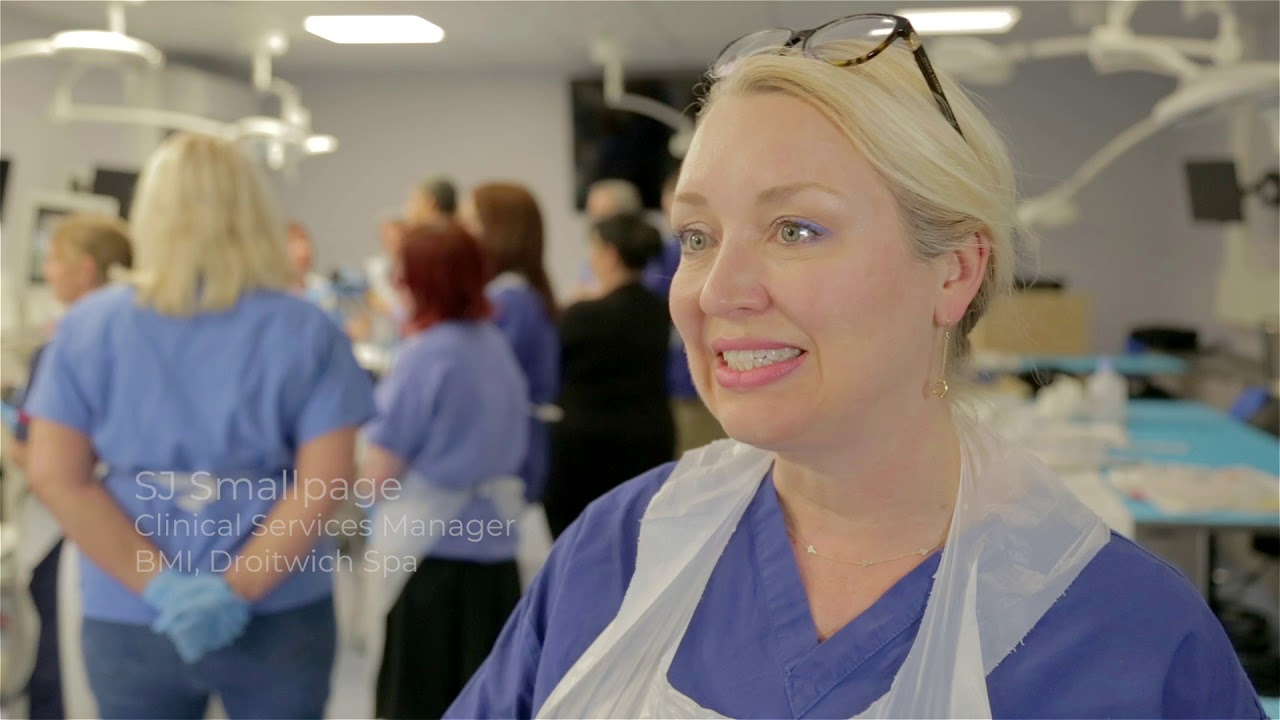 endoscopy nurse training day - update