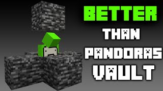 I made a BETTER Prison than Pandora's Vault on the Dream SMP (inescapable)