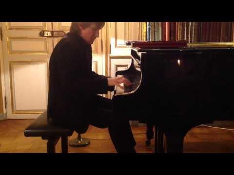 Dmitry Masleev - Liszt, Totentanz
