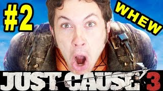 JUST CAUSE 3 Gameplay Part 2