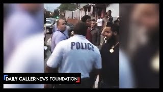 Protesters Harass Cops After Philadelphia Shooting
