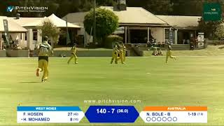 Over-50s World Cup Classic Fielding - Part 1