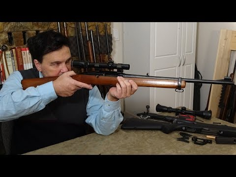 Remarkable Rifle! Winchester Model 100