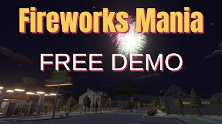 Upcoming Indie Game 2020 - New Years 2019 Fireworks Demo
