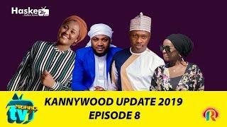 ALI NUHU HADIZA GABON ADAM A ZANGO NAFISA ABDULLAHI  KANNYWOOD UPDATE EP8 2019