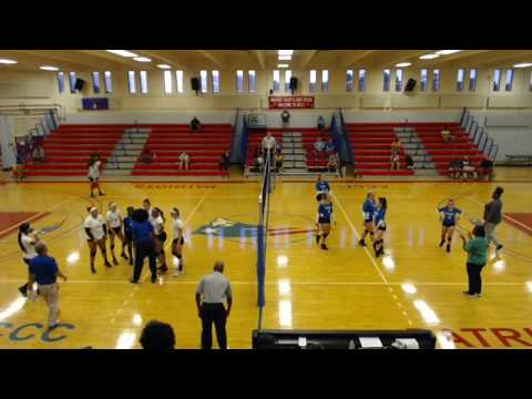 Wallace Community College Selma Volleyball vs  Bevill State Community College