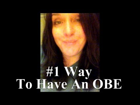 #1 Way To Have An OBE (My EASY Technique)