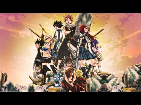 Fairy Tail OST 1 #35 Ifudōdō - Rock ver. - (eng. Pomp and Circumstance) [HD]