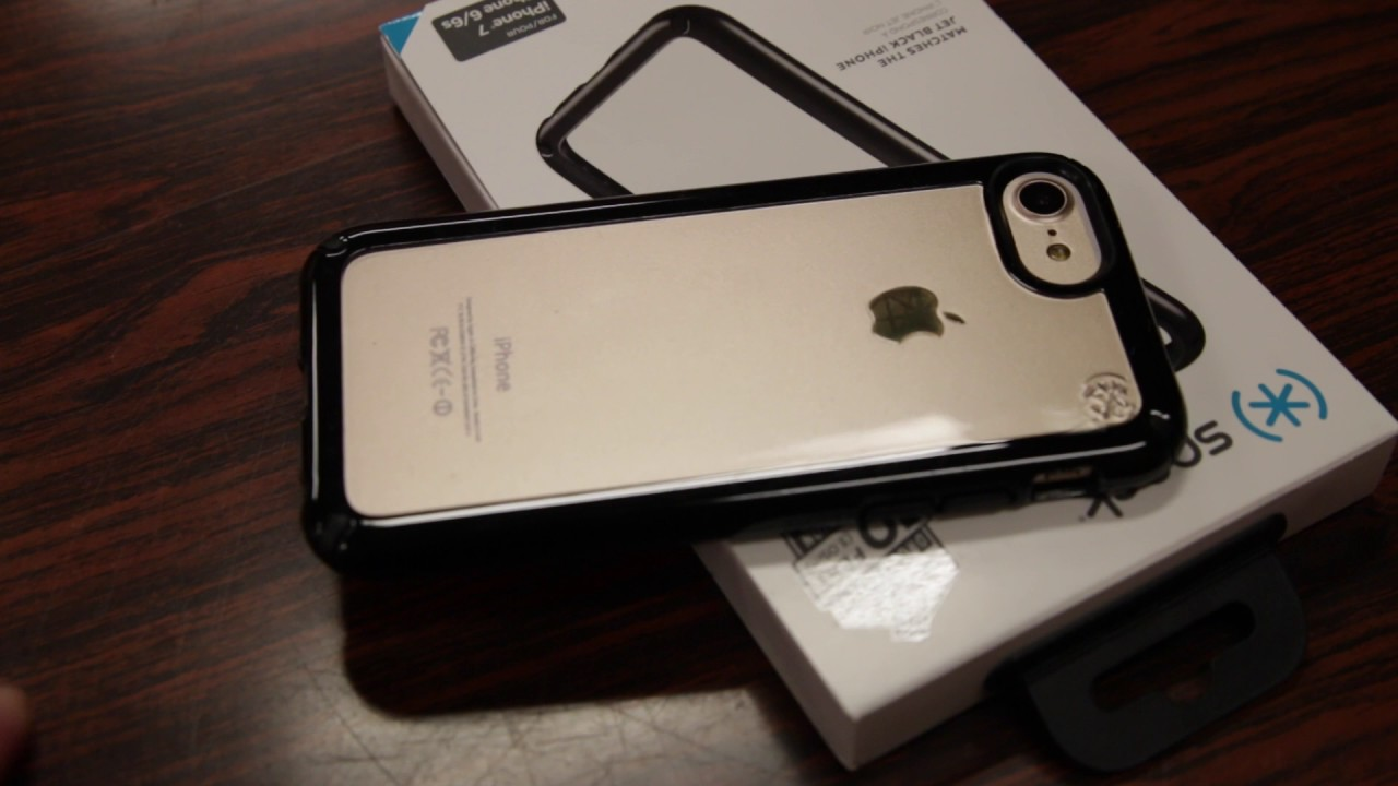 big sale 618ad 21d5a Speck Presidio SHOW Case - iPhone 7 & 7 Plus - Review