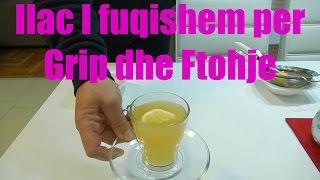 Ilaç për Gripin dhe ftohje i Fuqishem per Kollë dhe Dhimbje të Fytit