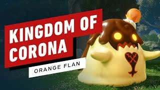 Kingdom Hearts 3: Orange Flan Guide and Location (Kingdom of Corona)