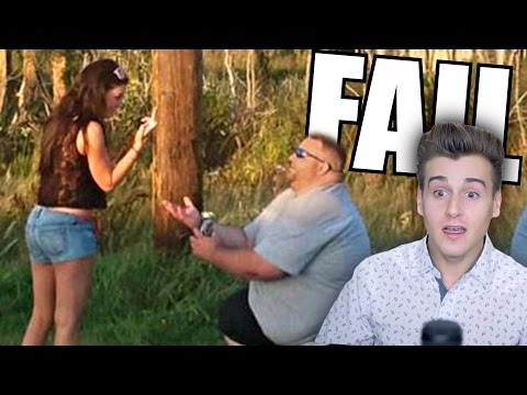 Thumbnail: The Funniest Marriage Proposal Fail!