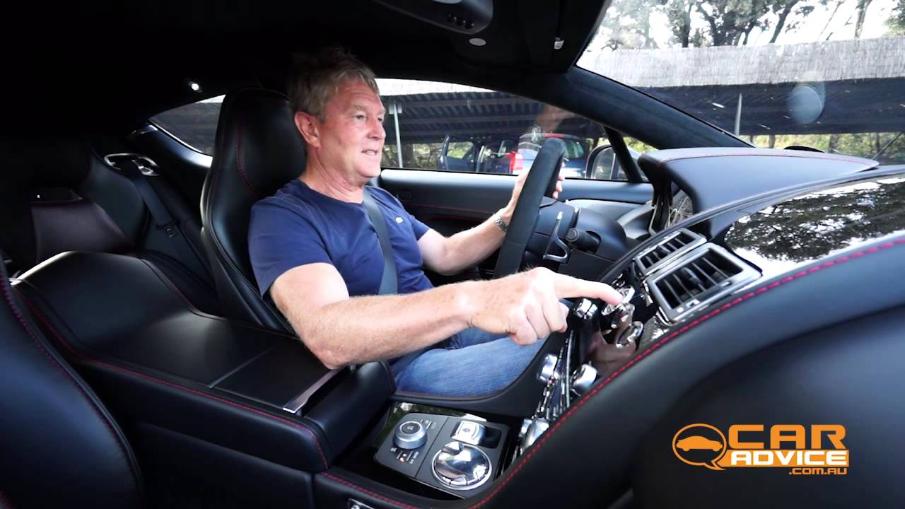 Aston Martin Rapide S Video Review Youtube