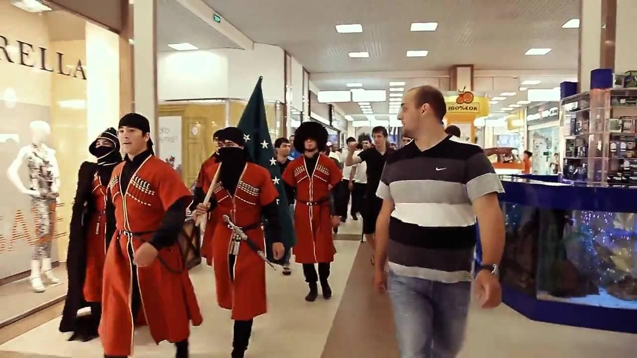 Как крадут невест на кавказе видео