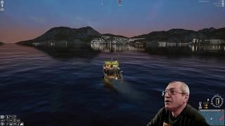 Fishing: Barents Sea. Восторг и маты в 4К. 1- Borge