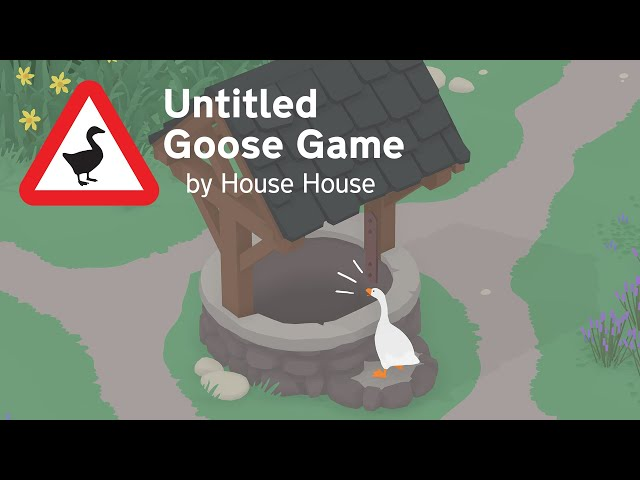 Untitled Goose Game - Anniversary Trailer - Out now!