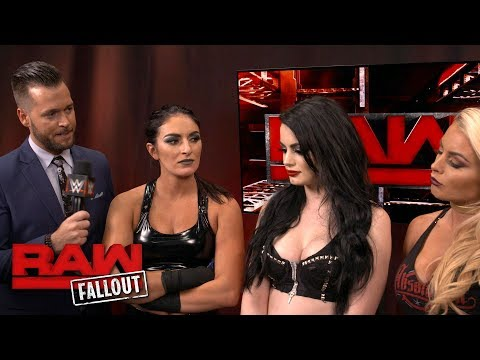 Paige addresses her neck injury: Raw Fallout, Jan. 15, 2018