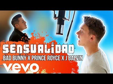 Sensualidad - Bad Bunny X Prince Royce X J Balvin