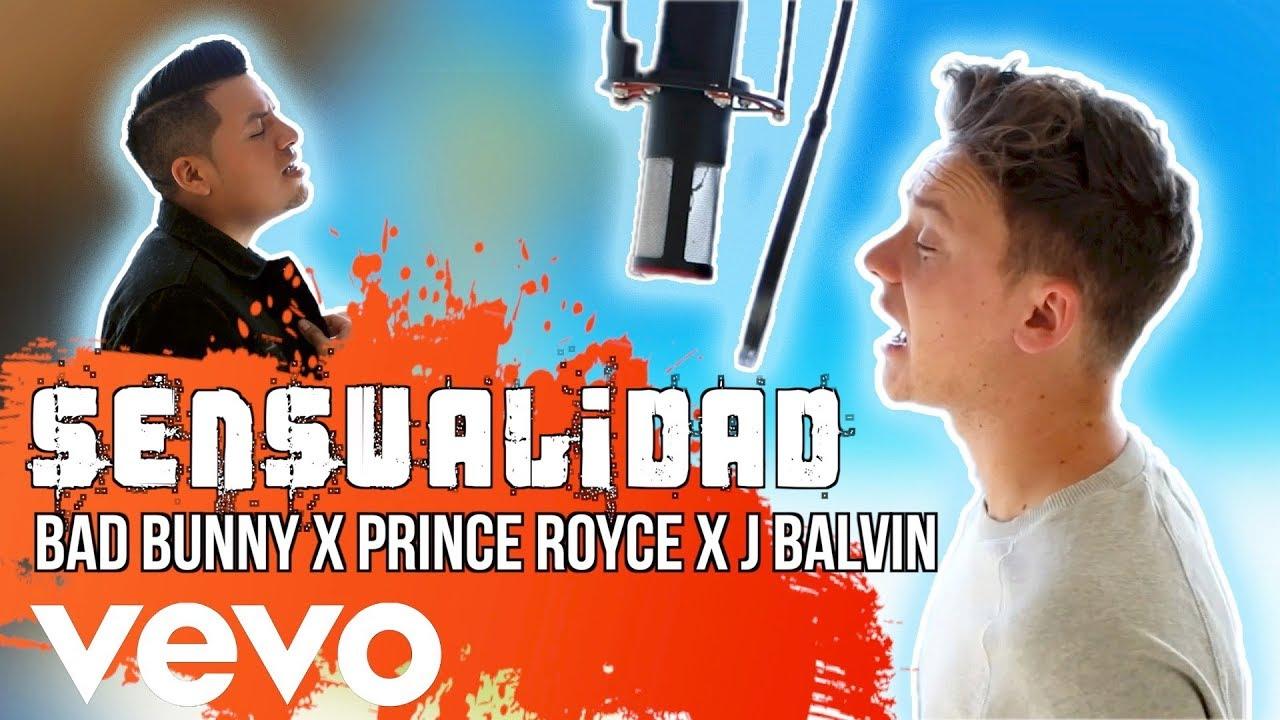 Sensualidad - Bad Bunny X Prince Royce X J Balvin #1