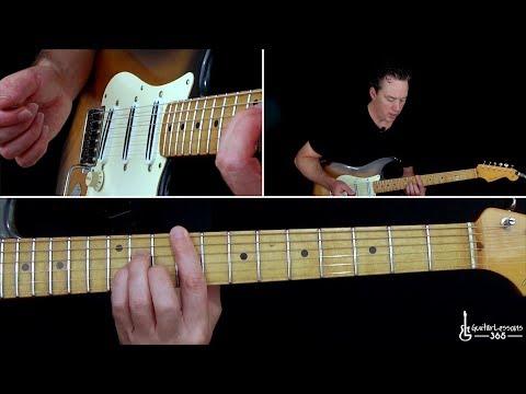 Feel It Still Guitar Lesson - Portugal. The Man