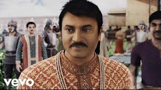 Kochadaiiyaan Manamaganin Sathiyam Video . Rahman  Rajinikanth, Deepika