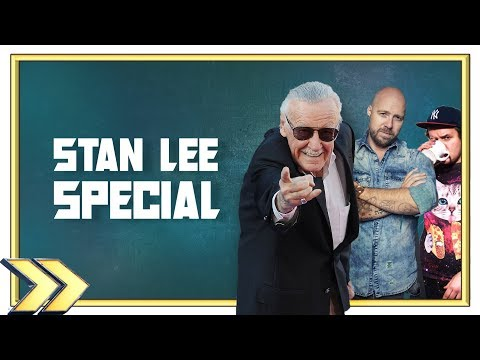Stan Lee SPECIAL - Next Level Heroes #4