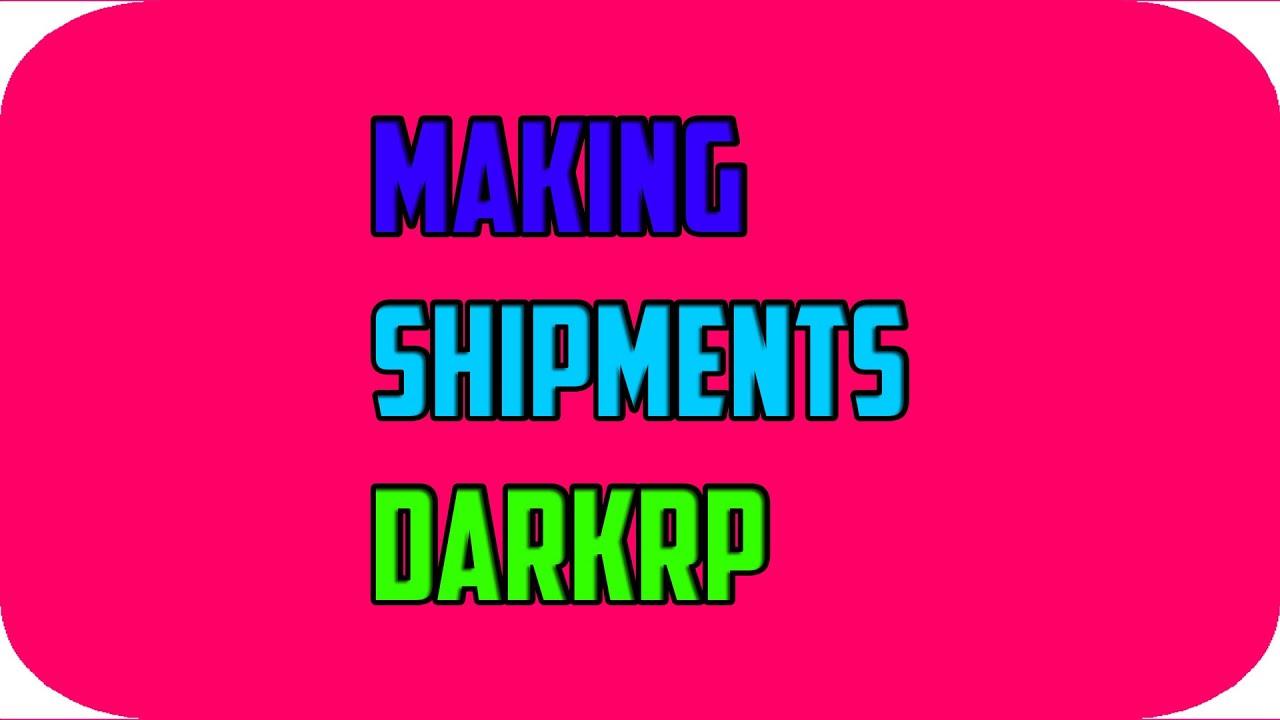how to make a darkrp server 2016