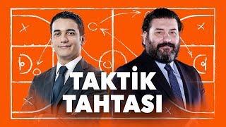 Taktik Tahtası | 9 Aralık |Vesely'nin rekoru, Sarri'nin basketbolu, oyun kurucu pivotlar